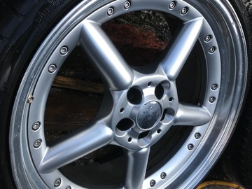 Selling: 19x8.5 | 5x100 | Brock B9 3 wheels for sale