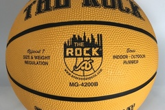 Venta: Lot of 27 The Rock Yellow Basketball Indoor/Outdoor MG-4200B