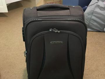Myydään: Cabin suitcase