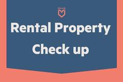 Task: Property Check-up