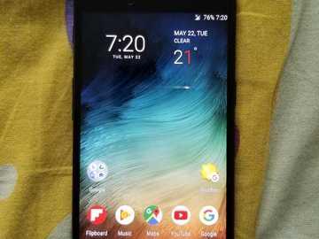 Myydään: OnePlus 5, 8+128(8 mnth old,Excellent Condition,In warranty)