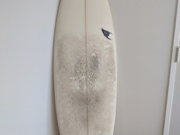 "For Rent: 5'11"" Squash Tail Short Board"