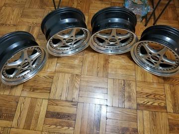 Selling: 17x7.5 & 17x8.5 | 5x120 | OZ MITOS wheels for sale