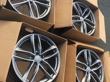 Selling: 20x8.5 | 5x112 | AUDI S6 wheels for sale