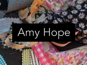 Announcement: Amy Hope Spring/Summer 2018 Trunk Show