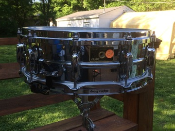 SOLD!: Tama Stewart Copeland Signature snare, first generation
