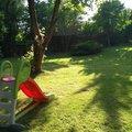 NOS JARDINS A LOUER: Beau jardin avec terrasse (210+30m²)