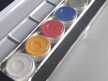 Venta: Aqua colores kryolan