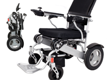 Selling: Airplane Friendly Folding Power Wheelchair