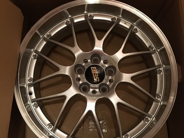 Selling: 20x8.5 | 5x120 | BBS RS GT 963 FORGED RARE wheels for sale
