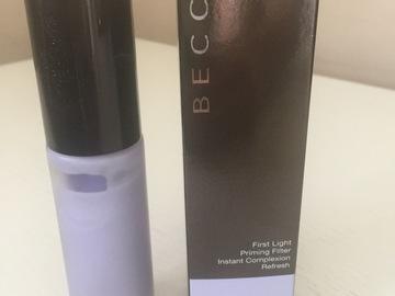 Venta: Becca First Light Priming filter