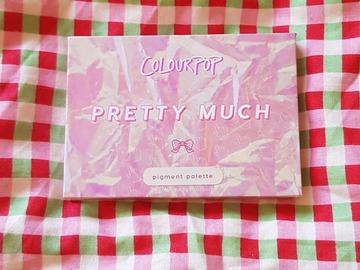 Venta: Colourpop pretty much