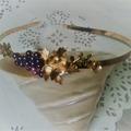 Vente au détail: serre tete vigne ,headband