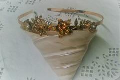 Vente au détail: serre tete  Lotus, headband