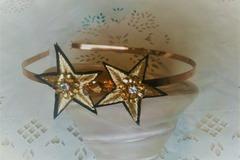 Vente au détail: Serre tete étoile, headband