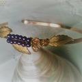 Vente au détail: serre tete Lavande, headband