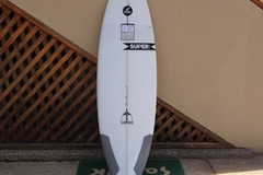 Rental: 5'8 The Vapors Super Brand