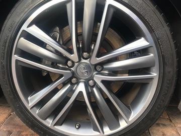 Selling: 19x8.5   5x114.3   Infiniti Q50 S oem wheels for sale