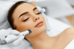Offering Services: One Anti-Aging Facial with Microdermabrasion. Normally $165