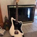 Renting out: Fender Jazzmaster Blacktop HH