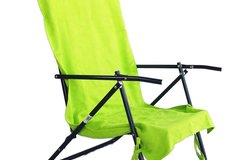 Sell: 2-pack Lounge Lizard Green Quick Dry Beach Sand Chair Covers