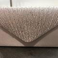 Ilmoitus: käsilaukku hopea