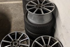 "Selling: 20"" | 5x130 | Porsche 911 Carrera Classic II wheels for sale"