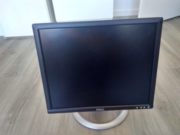 """Myydään: Dell 17"""" monitor with USB hub"""
