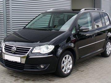 Selling: VW Touran