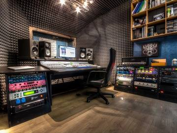 Renting out: ACME Recording Studio