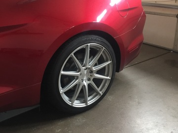 Selling: 20x8.5 | 5x112 | Niche wheels for sale