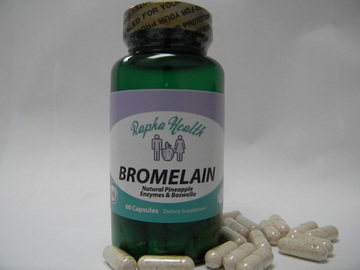 Selling Products: Bromelain - Rapha Health (Normally $18)