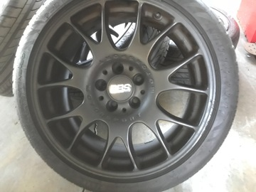 Selling: 18x8.5 | 5x112 | BBS CH 012 wheels for sale