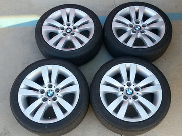 Selling: Bmw oem style 161 e90 3 series sport pkg staggered