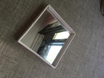 Ilmoitus: Neliönmalliset peilit 6 kpl