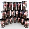 Sell: 288 Duck Commander Flag Plastic Tumblers, 22oz,Beer, Ice Tea