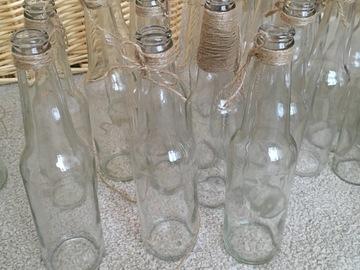 Ilmoitus: Pulloja ja lasipurkkeja