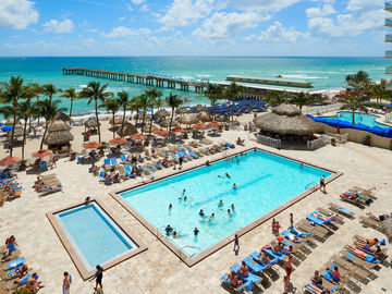 Per Night: Newport Beach Resort Miami, Florida (Max 3 Nights)
