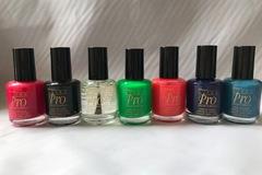 Sell: 100 Bottles Assorted Colors of  Nina Ultra Pro Nail Polish