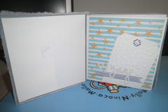 Vente au détail: Album photo scrapbooking