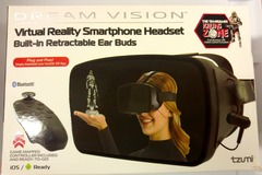Buy Now: 30 Virtual Reality Smartphone Headset