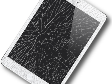 Offering Services: iPad LCD screen replacement with labor and parts included