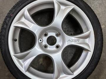 Selling: 17x7.5 | 4x100 |  Azev Type H Wheels for sale