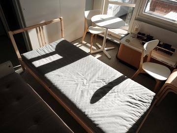 Selling: FJELLSE single bed
