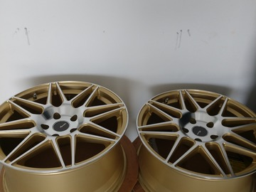 Selling: 19x8.5 & 19x9.5 | 5x120 | Advanti wheels for sale -BMW