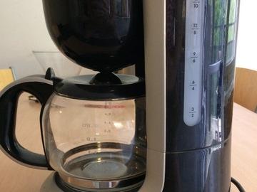 Myydään: Electrolux coffee maker
