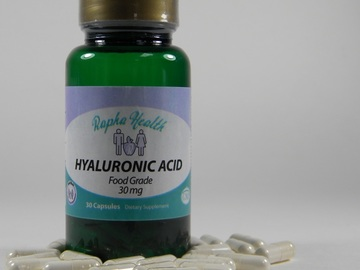 Selling Products: Hyaluronic Acid - Rapha Health (Normally $18)