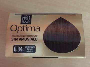 Venta: Tinte Optima Llongueras 6.34