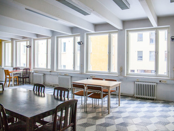Renting out: Versatile 114m2 space in Kallio for sublet or lease takeover