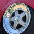 Selling: 18x8.5 & 18x9.5 | 5x112 | Rare BBS Strosek wheels for sale